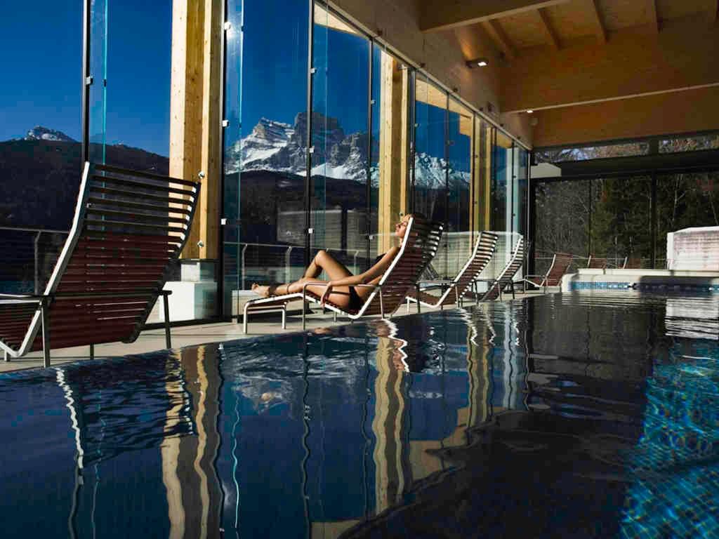 Corte Delle Dolomiti Spa wellness e spa nelle dolomiti del cadore | cadore | il